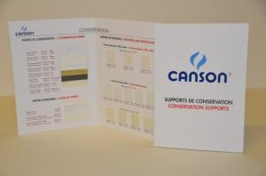 Canson Karton for Passepatuer & Bagbeklæninger
