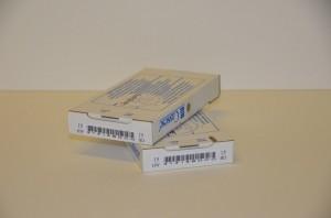 Cassese Vinkel 15mm. Hardwood. 1650 stk.