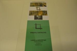 Lange & Gebuhr Lister til Indramning