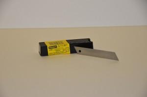 Stanley Knivblade. 3-11-301. 18mm. 50 stk.